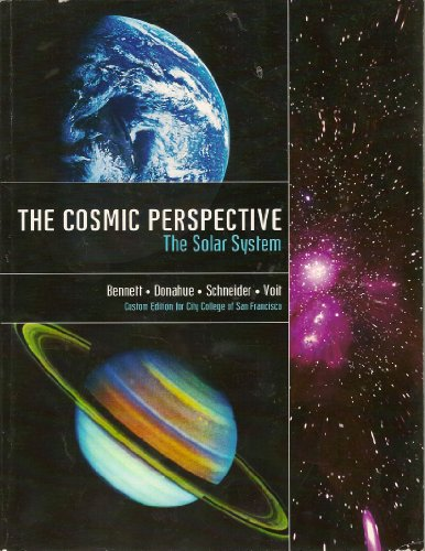 9781256328025: The Cosmic Perspective: The Solar System (Custom Edition for City College of San Francisco)