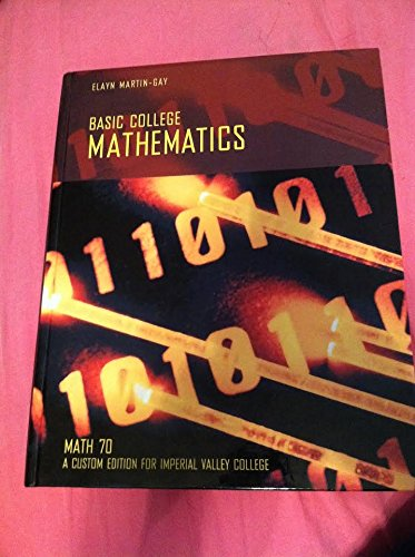 9781256328292: Basic College Mathematics