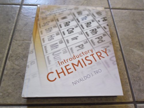 9781256334460: Introductory Chemistry (Custom Edition for San Bernardino Valley College)