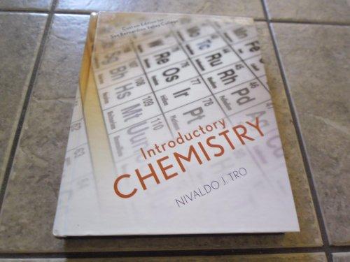 Introductory Chemistry (Custom Edition for San Bernardino Valley College): Nivaldo J. Tro