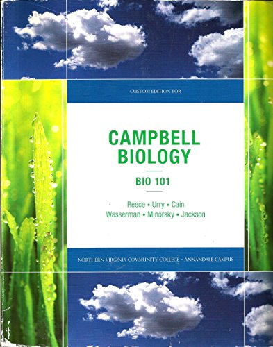 Campbell Biology 101, 11th Edition
