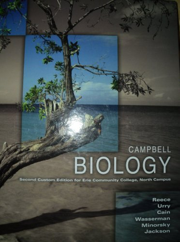9781256343226: Campbell Biology Taken From 9th Edition, Second Custom Edition for Erie Community College
