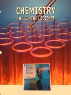 Chemistry- The Central Science (1256344524) by Theodore L. Brown; H. Eugene LeMay Jr.; Bruce E. Bursten; Catherine J. Murphy; PAtrick M. Woodward