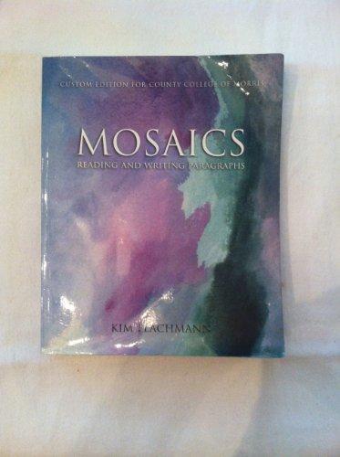 9781256347149: Mosaics - Reading and Writing Paragraphs