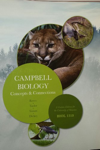9781256352938: Campbell Biology Concepts & Connections