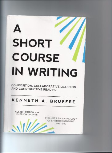 9781256356752: SHORT COURSE IN WRITING >CUSTOM<