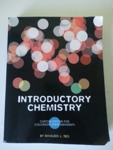 9781256365976: Introductory Chemistry: Custom Edition for Colorado State University