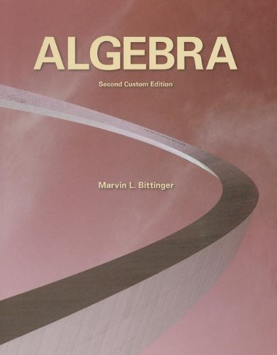 9781256368748: Algebra