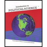 9781256369196: Introduction to Political Science (Custome Edition for Western Connecticut State University)