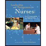 9781256377276: Leadership and Management for Nurses- Core Competencies for Quality Care