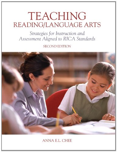 9781256383048: Teaching Reading/Language Arts: Strategies for Instruction and Assessment Aligned to RICA Standard (2nd Edition)