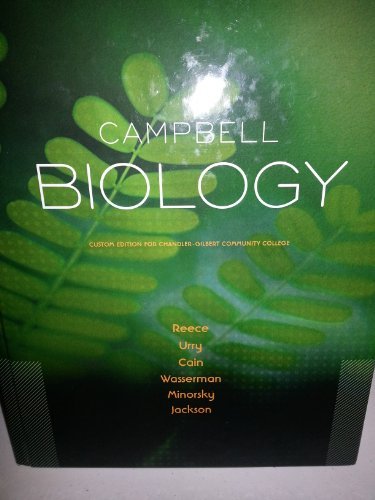 9781256404408: Campbell Biology Custom Edition for Chandler-Gilbert Community College