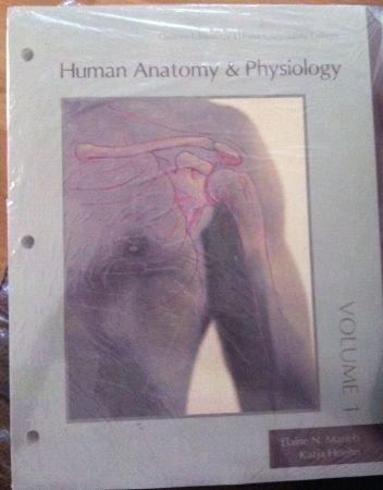 9781256433187: Human Anatomy & Physiology: Custom Edition for El Paso Community College (1)