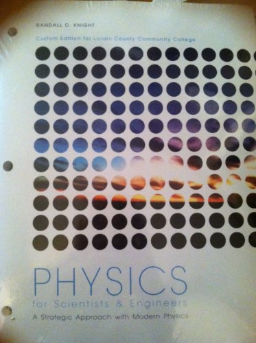 9781256458227: Physics for Scientists and Engineers: A Strategic Approach with Modern Physics w/ MASTERING PHYSICS code