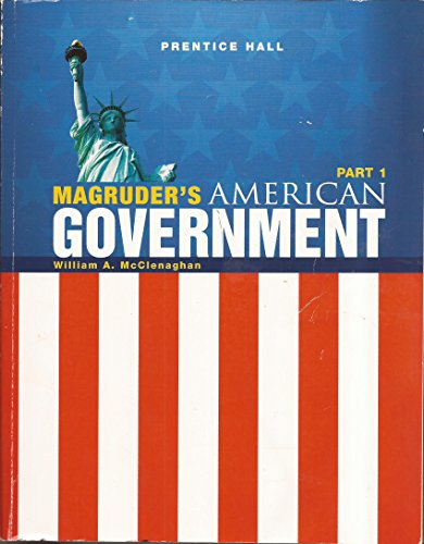 9781256467946: Magruder's American Government