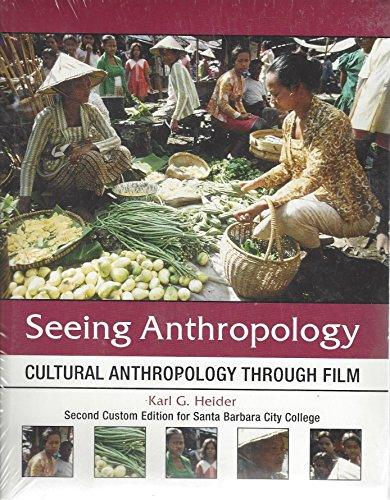 9781256468196: Seeing Anthropology: Cultural Anthropology Through Film. Custom for SBCC