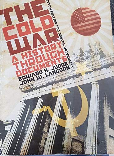 9781256478140: COLD WAR:HIST.THROUGH DOCS.>CU