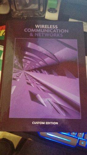 9781256508328: Wireless Communication & Networks (Custom Edition) (Wireless Communication & Networks (Custom Edition))