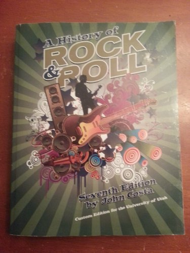 9781256522805: HISTORY OF ROCK+ROLL >CUSTOM<