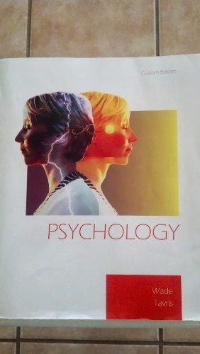 9781256526377: Psychology (Custom Edition)