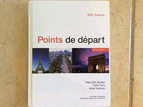 9781256532088: Points de depart