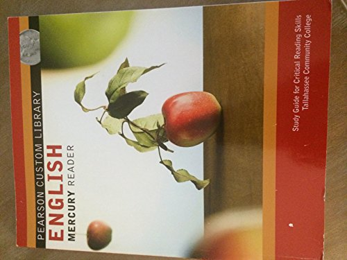 9781256539209: Pearson Custom Library English Mercury Reader
