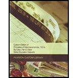 Custom Edition of Principles of Macroeconomics, 10/e By Case, Fair & Oster Globe Education...