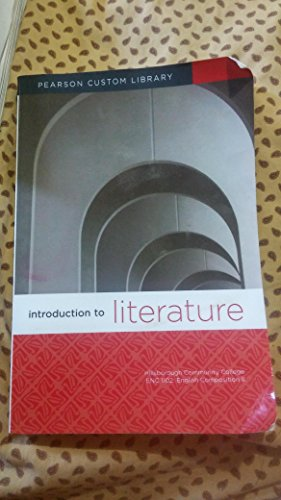 9781256558392: Introduction to Literature