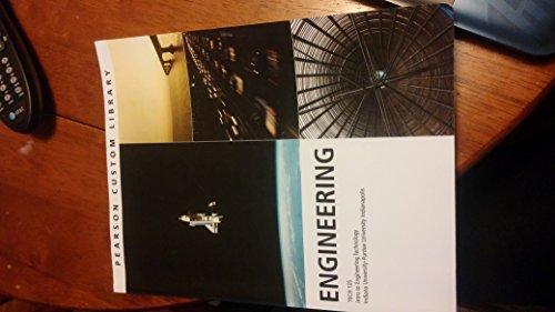9781256560074: Engineering, TECH 105, Intro to Engineering Technology, IUPUI (Pearson Custom Library)