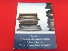 EC 201 Principles of Microeconomics: James M. Olver,