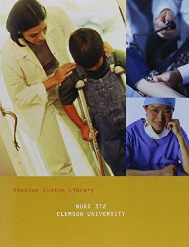 9781256564980: Fundamentals of Nursing: Clemson University