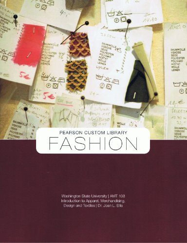 9781256565413: Fashion (Introduction to Apparel Merchandising Design and Textiles)