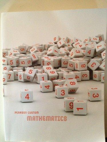 9781256569053: Pearson Custom Mathematics