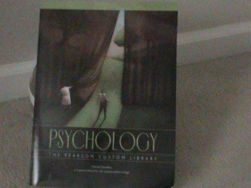 9781256573531: Psychology Human Sexuality (Custom Delta College) (Human Sexuality custom edition San Joaquin Delta College)