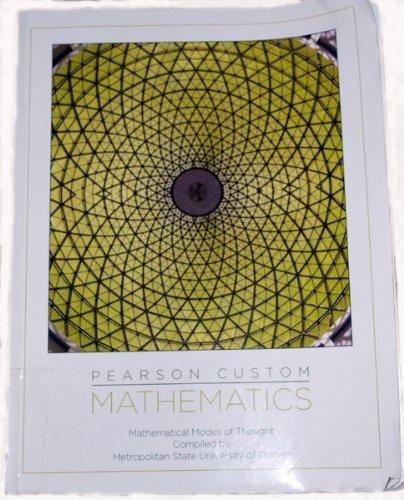 9781256577805: Pearson Custom Mathematics