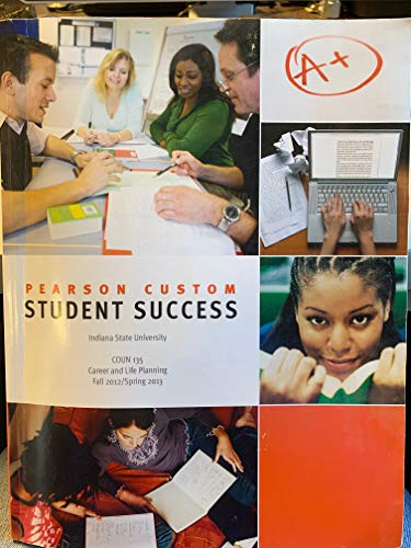9781256582762: Student Success and Career Development