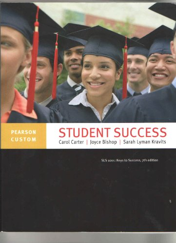 9781256587026: Student Success (SLS 1001: Keys to Success, 7th edition)