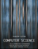9781256588382: Pearson Custom Computer Science (Introduction to Java Programming)
