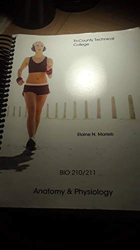 9781256590200: BIO 210 and 211 Human Anatomy and Physiology I and II Tri-County Technical College