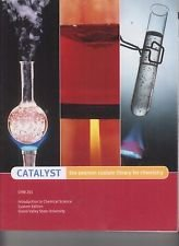 9781256591993: Catalyst the Pearson Custom Library for Chemistry Laboratory Manual for Chemistry 121 Laboratory Univeristy of Nevada Reno, 2012 Custom Chem 121 Lab Book (copyright is 2013 cant find publication date)