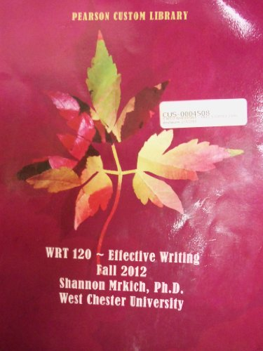 9781256605126: Backpack Writing: Reflecting, Informing, Analyzing, Evaluating [3 e] (Selected Material for West Chester University)