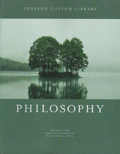 9781256611226: Fundamentals of Philosophy
