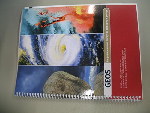 GEOS The Pearson Custom Library for Geography: Simon Fraser University