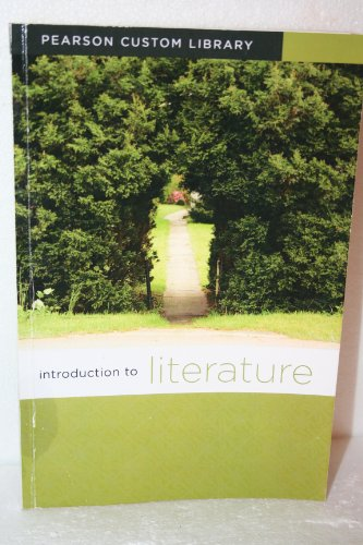 9781256624035: Introduction to Literature