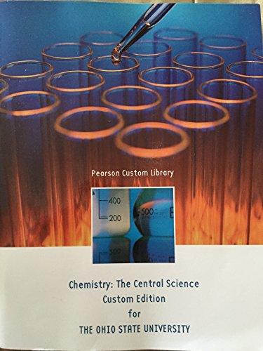 Chemistry: The Central Science (OSU Custom): Adam Jaworski
