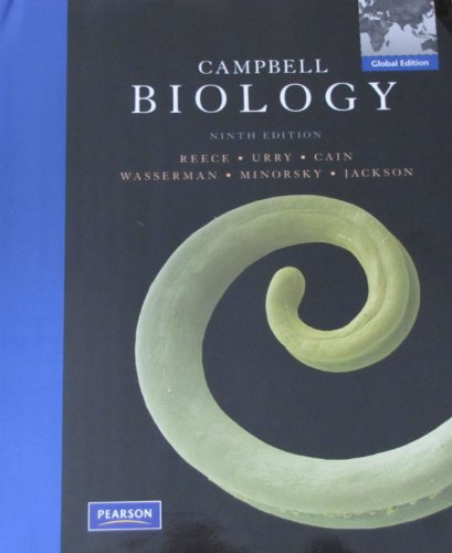 9781256632795: Campbell Biology (9th Edition)