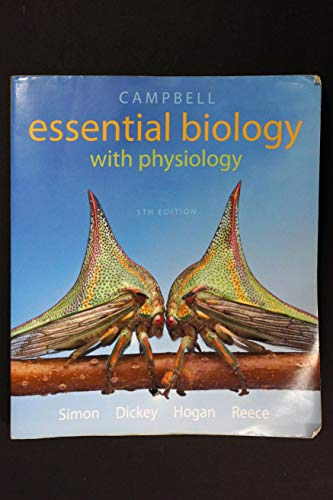 9781256637806: Campbell's Essential Biology with Physiology (Custom Edition for Housatonic Community College) ((Custom Edition for Housatonic Community College))