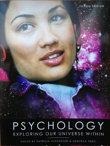9781256641513: Psychology: Exploring Our Universe Within