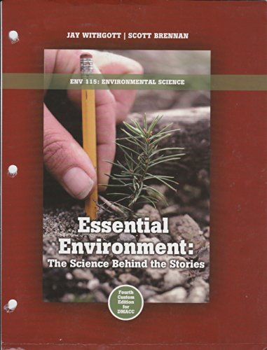 9781256652175: Essential Environment: The Science Behind the Stories