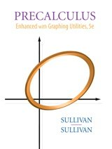9781256656104: Precalculus Enhanced with Graphing Utilities Custom Edition for the University of Tampa